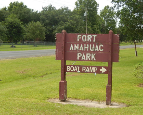 Fort Anahuac Park