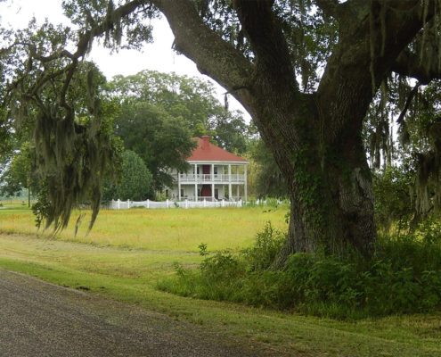 Wallisville House near Anahuac